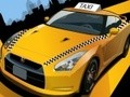 Game Taxi Rush . Play online