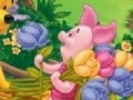 Game Ball Winnie the Pooh . Play online