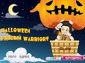 Game Halloween pumpkin Warriors . Play online