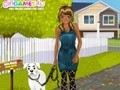 Game Dog Walk . Play online