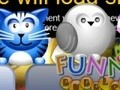 Game Funny bubbles . Play online