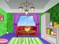 Game An impressive room decor . Play online