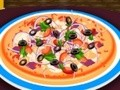 Game Pizza Decoration . Play online