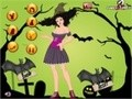 Game Halloween Day Dress Up . Play online
