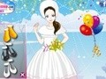 Game Winter Wedding Dress . Play online