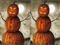 Game Halloween 5 Differences . Play online