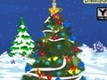 Game Christmas tree . Play online