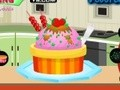 Game Ice cream decoration . Play online