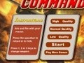 Game Mission Commando . Play online
