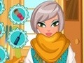 Game Makeup for a ski trip . Play online