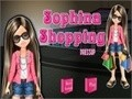 Game Sophina Goes Shopping Dress Up . Play online