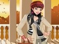Game Passion for Fashion Dress Up Autumn . Play online