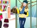 Game Barbie Winter Princess . Play online