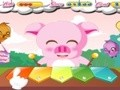 Game Musical pig . Play online