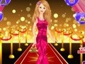 Game Barbie dressed for a party . Play online