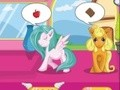 Game Caring for a pony . Play online