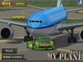 Game Move my plane . Play online