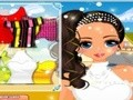 Game Christmas party: make-up and hairstyle . Play online