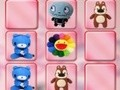 Game Match plush toys . Play online