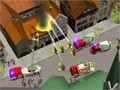 Game Iveco Magirus Fire Trucks . Play online