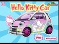 Game Hello Kitty Car . Play online