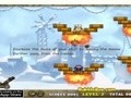 Game Artillery Rollie 3 . Play online