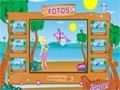 Game Polly Pocket - girl-photographer . Play online