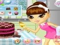 Game Delicious cakes from Amy . Play online