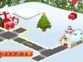 Game My New Christmas Town . Play online