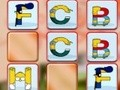 Game Match the alphabet . Play online