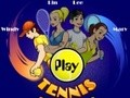 Game Chinese Open Tennis . Play online