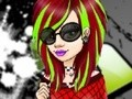 Game Makeup for emo . Play online
