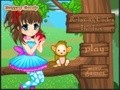 Game Relaxing under a tree . Play online