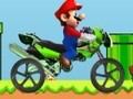Game Mario Motocross . Play online
