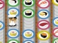 Game A giant conveyor belt sushi . Play online
