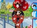 Game Japanese Geisha Dress Up . Play online