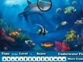 Game Fish Hidden Letters . Play online
