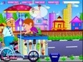 Game Ice cream for children . Play online