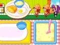 Game A good breakfast . Play online