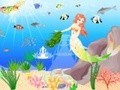 Game Ariel marine decorator . Play online