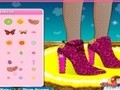 Game Fashion high heels . Play online