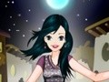 Game Modern rural girl in a dress . Play online