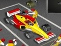 Game Formula 1 pit stop . Play online