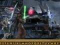 Game Star Wars: The Clone Wars - find the letters . Play online