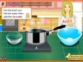 Game Anna Chocolate Cake . Play online