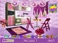 Game Realistic kitchen decoration . Play online