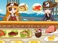 Game Pirate seafood restaurant . Play online