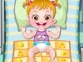 Game Fun time with the baby . Play online