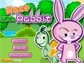 Game Race with Rabbit . Play online
