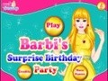 Game Surprise Party Barbie . Play online